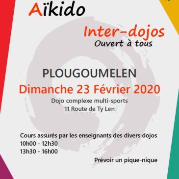 Inter-Dojos Aïkido 23 Février 2020