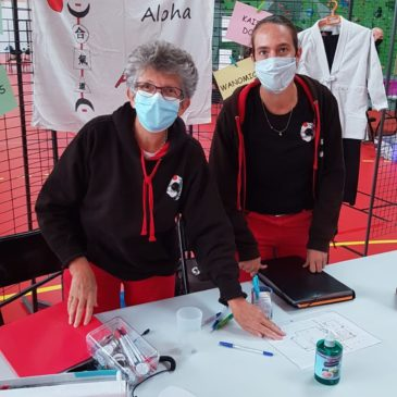 Le forum des associations Retour sur le tatami